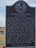Image for Canaan Baptist Cemetery