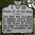 Image for Peaks of Otter Road