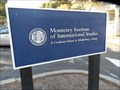 Image for Middlebury Institute of International Studies at Monterey  -  Monterey, CA