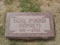 Image for 101 - Rachel Upchurch Humphreys - Anadarko, OK