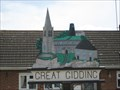 Image for Great Gidding  Village Sign - Cambridgeshire