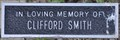 Image for Clifford Smith