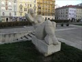 Image for Ležící žena - Holešovice, Praha 7