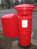 Image for Victorian Pillar Box - Rothsay Road, Bedford, Bedfordshire, UK