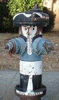 Image for Paul Revere Hydrant 2, Belmont, CA