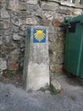 Image for Buxan Way Marker - Buxan, Spain