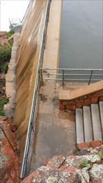Bottom observation area