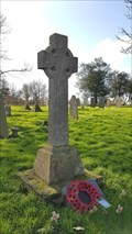 Image for Memorial Cross - St Leonard - Thorpe Langton, Leicestershire