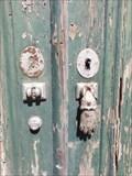 Image for Hand Door Knocker - Évora, Portugal