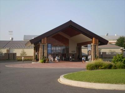 harrington casino delaware address