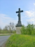 Image for Christian Cross - Oslavany, Czech Republic