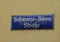 Image for SCHWARZE-BÄREN-STRASSE (Local Issue Regensburg) - Regensburg/BY/Germany