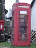 Image for Red Box, Capel Dewi, Aberystwyth, Ceredigion, Wales