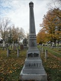 Image for Hiram H. Abbott - Tully Cemetery - Tully, NY