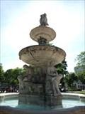Image for Danubius Fountain - Budapest, Hungary