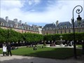 Image for OLDEST - Square in Paris - Place des Vosges