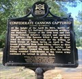 Image for Confederate Cannons Captured - Near Leola, AR
