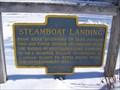 Image for Steamboat Landing - Jamestown, New York