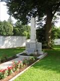 Image for Combined World War Memorial - Budkov, Czech Republic