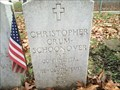 Image for Pvt Christopher Crum-Schoonover - Greenbush Cemetery - Lafayette, IN
