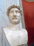 Image for Hadrian and 7446 Hadrianus Asteroid -  Vatican City State