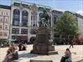 Image for Zeitkapsel - Lessing-Denkmal - Gänsemarkt, Hamburg, Germany