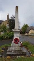 Image for Memorial Obelisk - Fen Drayton, Cambridgeshire