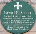 Image for Norwich School - The Close, Norwich, UK