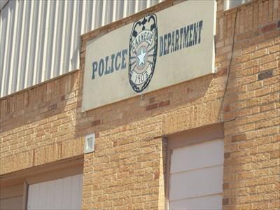 Police Department - Carnegie, OK - Police Stations on Waymarking.com