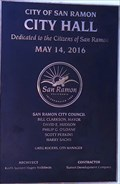 Image for San Ramon City Hall - 2016 - San Ramon, CA