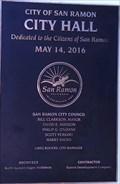 Image for San Ramon City Hall - 2016 - San Ramon, CA