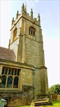 Image for Bell Tower - St Peter & St Paul - Upton, Nottinghamshire