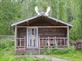 Image for Robert Service Cabin - Dawson, Yukon Territory