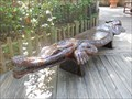 Image for Crocodile Benches - St. Augustine, FL