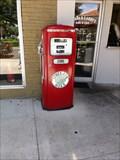 Image for Tokheim Gas Pump - Winter Garden, Florida, USA.