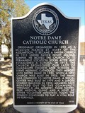 Image for Notre Dame Catholic Church