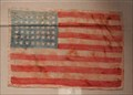 Image for Curtis Davis Flag -- National POW Museum, Andersonville NHS, Andersonville GA