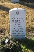 Image for Congressman Frank M. Tejeda -- Fort Sam Houston National Cemetery, San Antonio TX