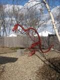 Image for Woodbine's Very Own Dinosaur– Woodbine, IA