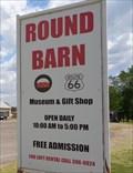 Image for Round Barn - Museum - Arcadia, Oklahoma, USA.