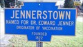 Image for Blue Plaque: Jennerstown