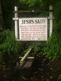 Image for Jesus-Said Natural Spring