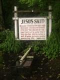 Image for Jesus-Said Natural Spring