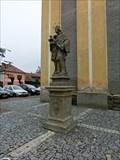 Image for St. John of Nepomuk - Ronov nad Doubravou, Czech Republic
