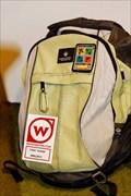 Image for Team Iowian's Waymark Sticker - What Cheer Iowa
