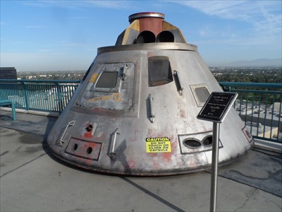 apollo high school space capsule - photo #22