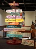 Image for San Antonio Sister Cities -- Institute of Texan Cultures, San Antonio TX