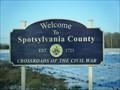 Image for Crossroads Of The Civil War  -  Spotsylvania County, VA