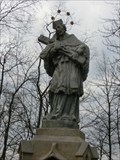 Image for St. John of Nepomuk // sv. Jan Nepomucký - Dymokury, Czech Republic