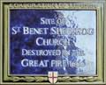Image for St Benet Sherehog Church - Pancras Lane, London, UK